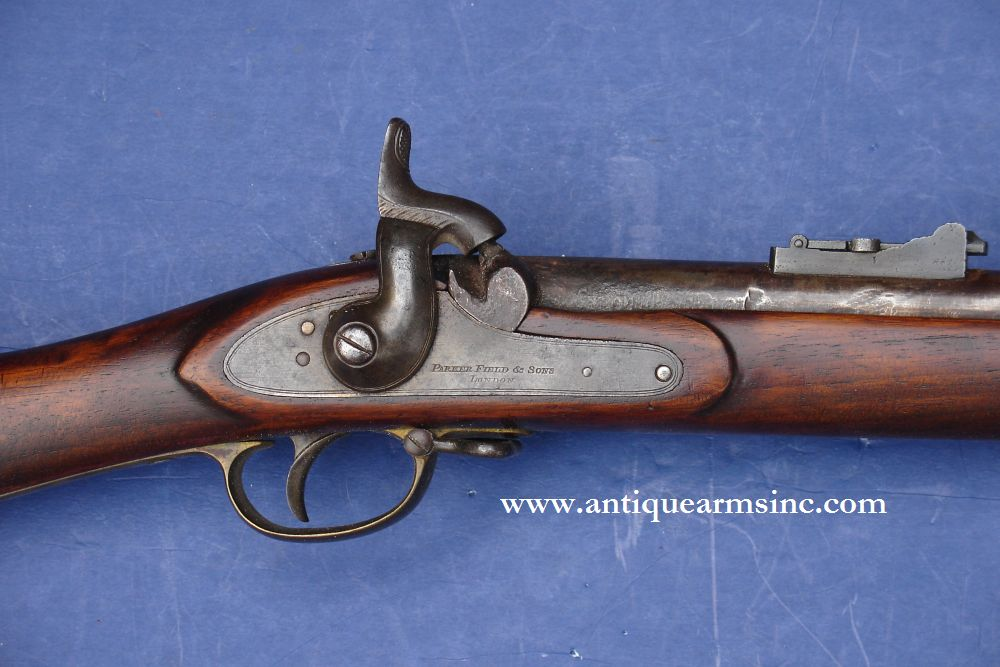 antique arms inc   confederate marked js anchor enfield