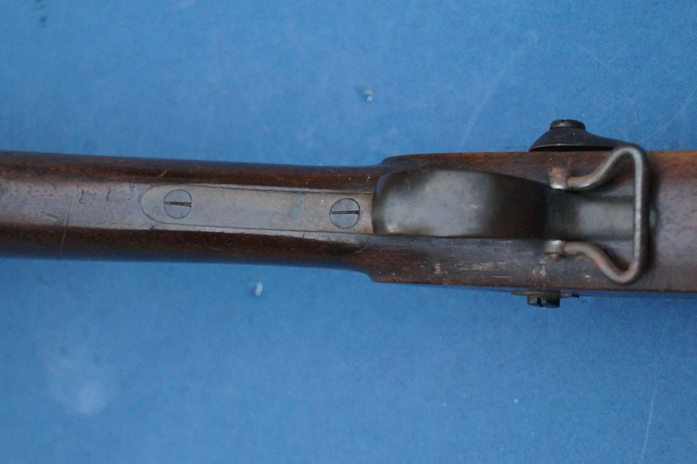 antique arms inc   confederate marked anchor s p53