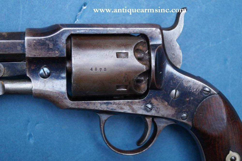 Antique Arms Inc Rogers Amp Spencer Revolver
