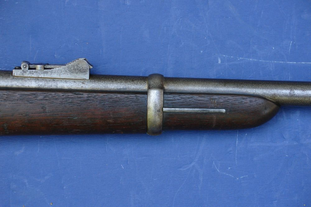 antique arms inc   winchester hotchkiss carbine